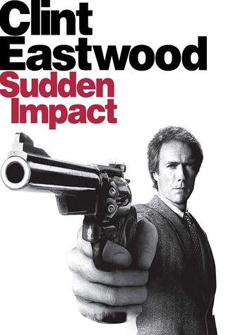 Sudden Impact (1983) Main Poster
