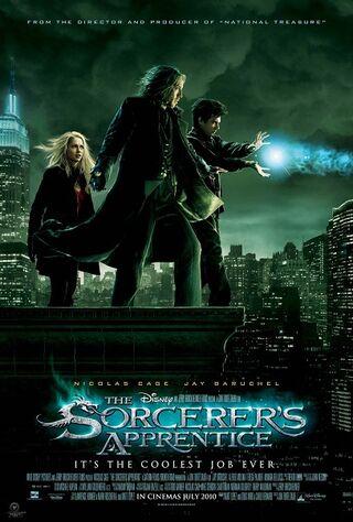 The Sorcerer's Apprentice (2010) Main Poster
