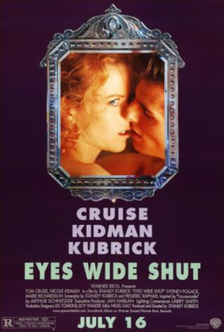 Eyes Wide Shut (1999) Main Poster