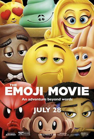 The Emoji Movie (2017) Main Poster