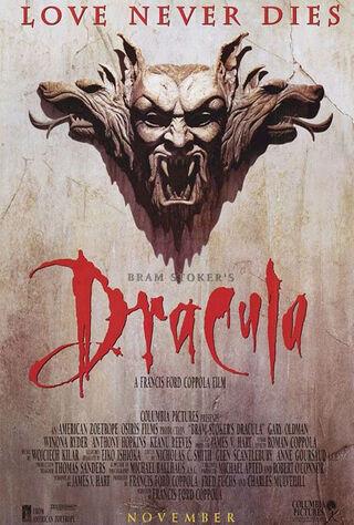 Bram Stoker's Dracula (1992) Main Poster