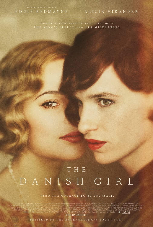 The Danish Girl (2016) Main Poster
