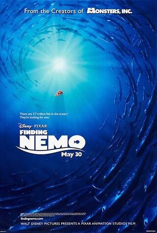 Finding Nemo (2003) Main Poster