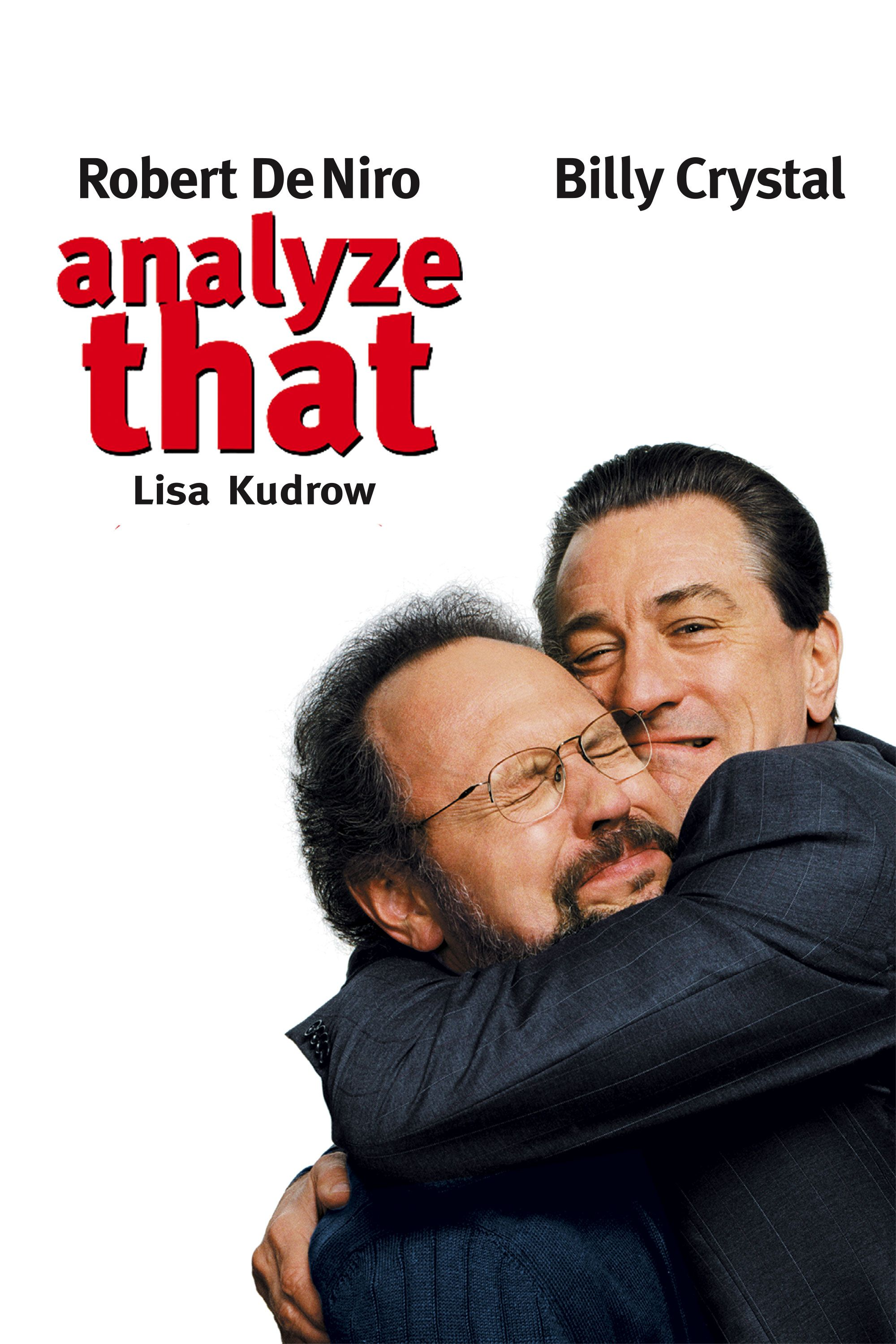 Analyze That (2002) Main Poster
