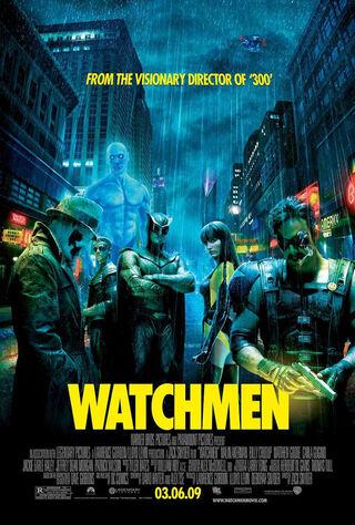 Watchmen (2009) Main Poster