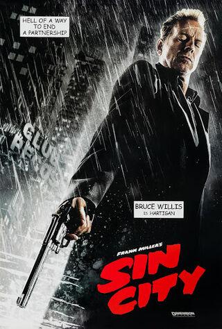 Sin City (2005) Main Poster