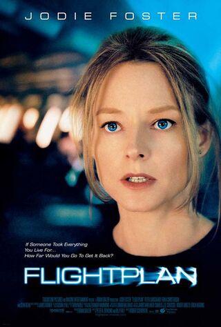 Flightplan (2005) Main Poster