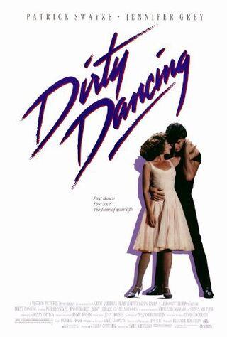 Dirty Dancing (1987) Main Poster