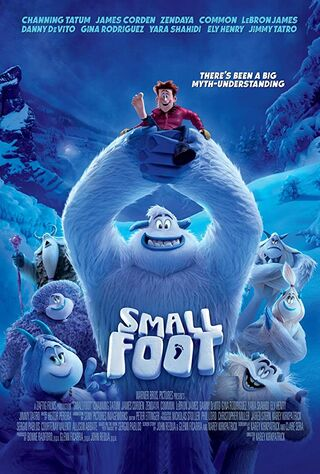 Smallfoot (2018) Main Poster