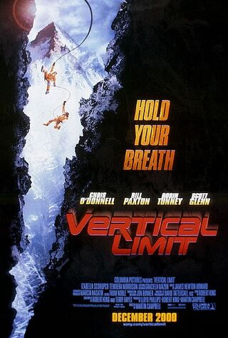 Vertical Limit (2000) Main Poster