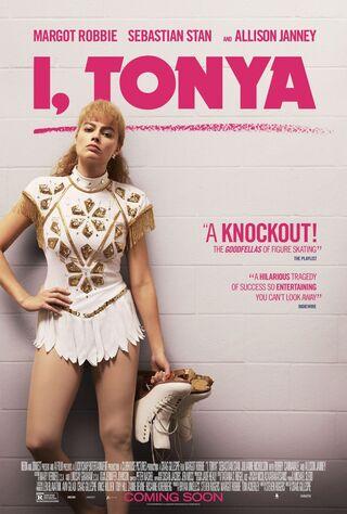 I, Tonya (2018) Main Poster