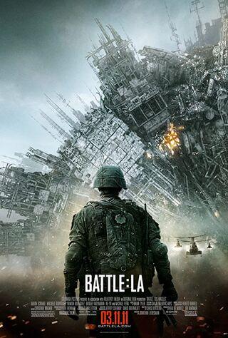 Battle Los Angeles (2011) Main Poster