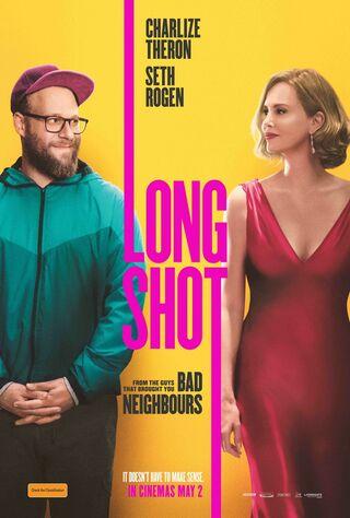 Long Shot (2019) Main Poster
