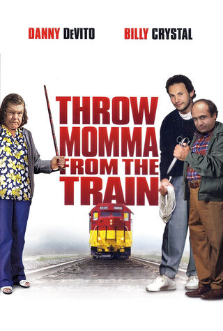 Throw Momma From The Train (1987) Main Poster