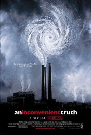 An Inconvenient Truth (2006) Main Poster