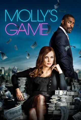 Molly's Game (2018) Main Poster
