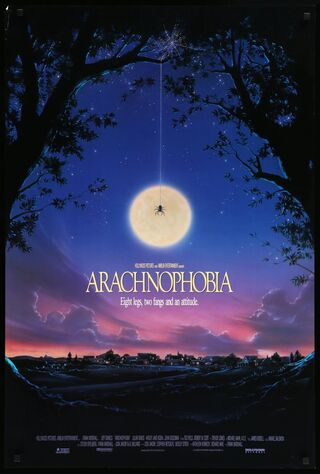 Arachnophobia (1990) Main Poster