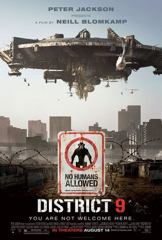 District 9 (2009) Main Poster
