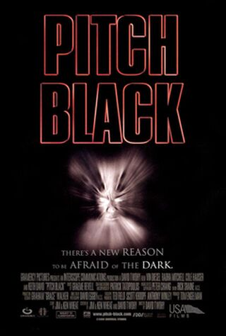 Pitch Black (2000) Main Poster