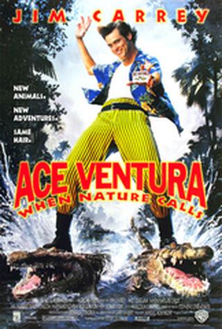 Ace Ventura: When Nature Calls (1995) Main Poster