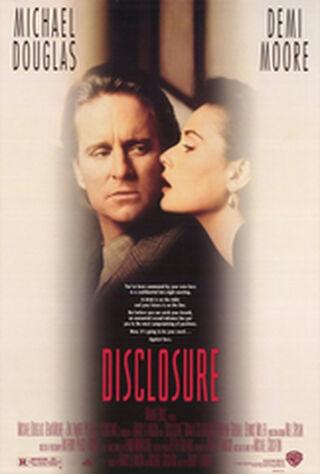 Disclosure (1994) Main Poster