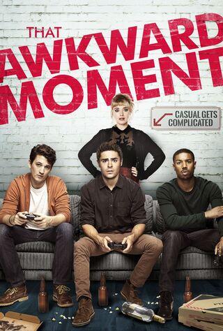 That Awkward Moment (2014) Main Poster