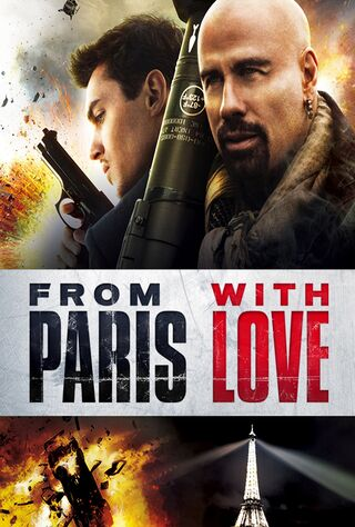 From Paris With Love (2010) Main Poster