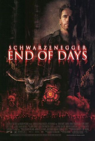 End Of Days (1999) Main Poster