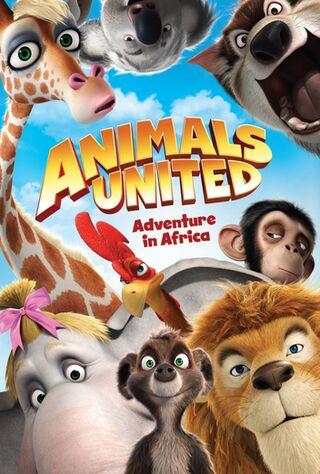 Animals United (2010) Main Poster