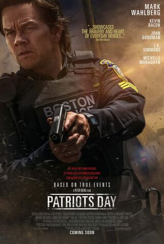 Patriots Day (2017) Main Poster