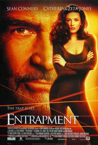 Entrapment (1999) Main Poster