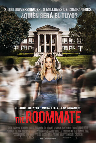 The Roommate (2011) Main Poster