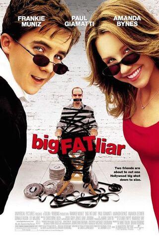Big Fat Liar (2002) Main Poster