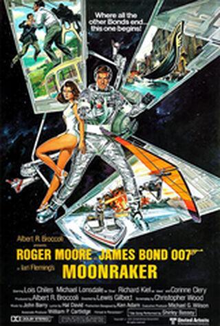 Moonraker (1979) Main Poster