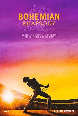 Bohemian Rhapsody (2018) Main Poster