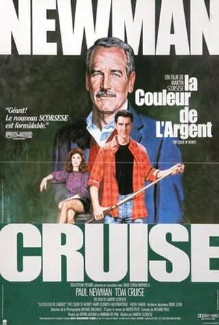 The Color Of Money (1986) Main Poster