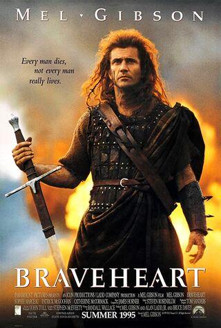 Braveheart (1995) Main Poster