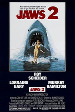Jaws 2 (1978) Main Poster