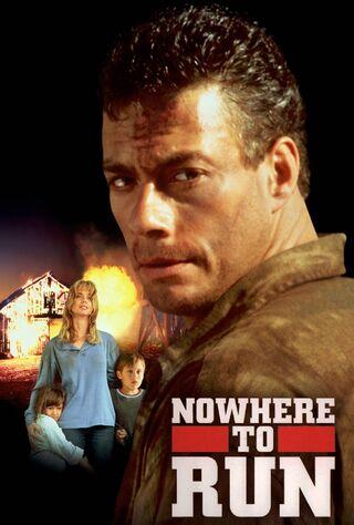 Nowhere To Run (1993) Main Poster