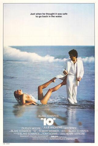 10 (1979) Main Poster