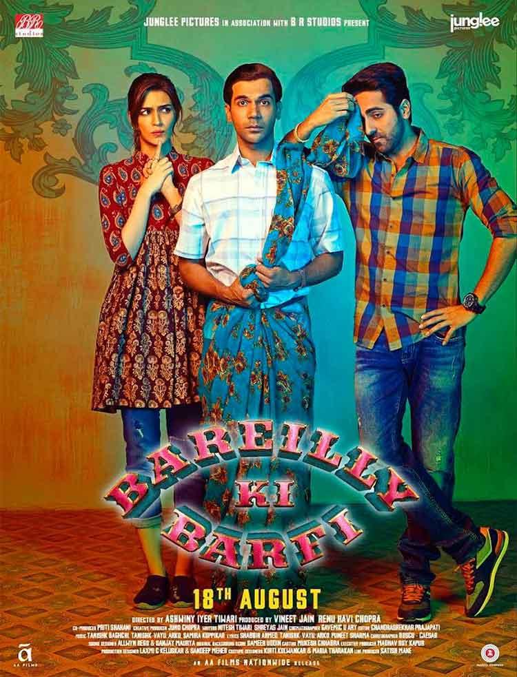 Bareilly Ki Barfi (2017) Poster #1
