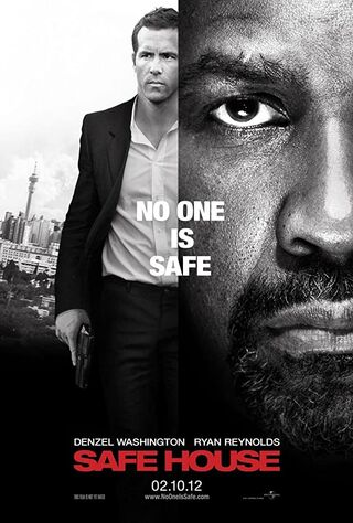 Safe House (2012) Main Poster