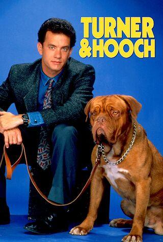 Turner & Hooch (1989) Main Poster