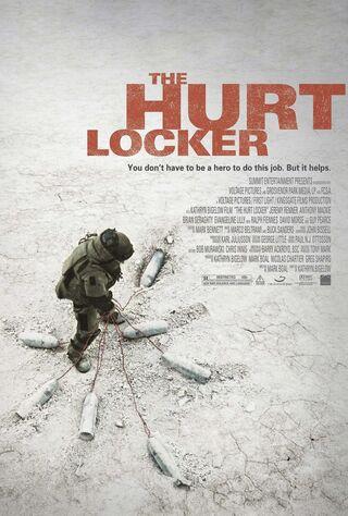 The Hurt Locker (2009) Main Poster