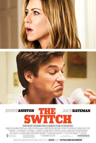 The Switch (2010) Main Poster