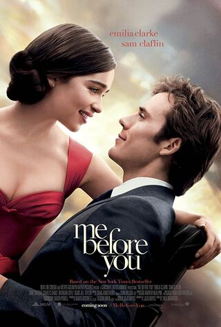 Me Before You (2016) Main Poster