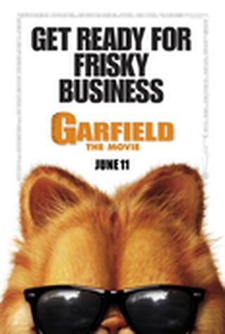 Garfield (2004) Main Poster