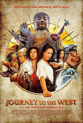 Journey To The West (2013) Main Poster