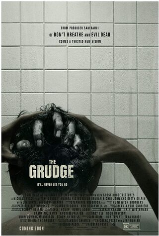 The Grudge (2020) Main Poster