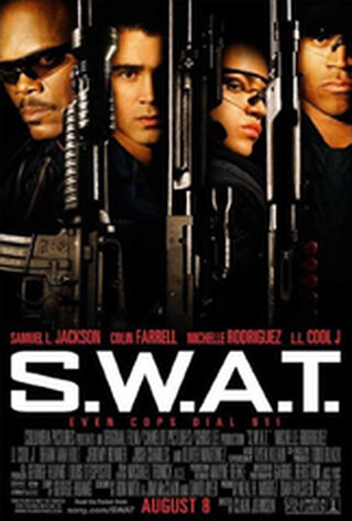 S.W.A.T. (2003) Main Poster